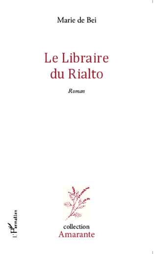 Couverture Le Libraire du Rialto