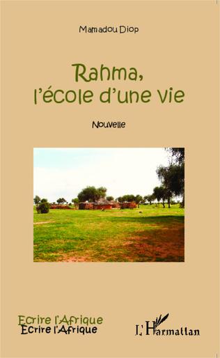 Couverture Rahma, l'école d'une vie