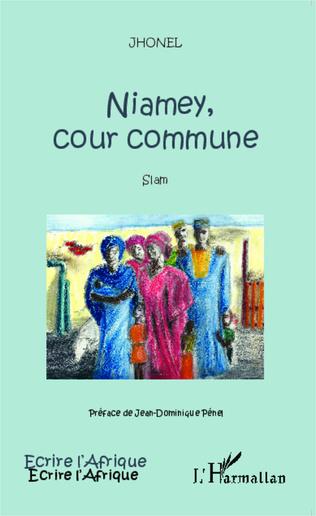 Couverture Niamey, cour commune