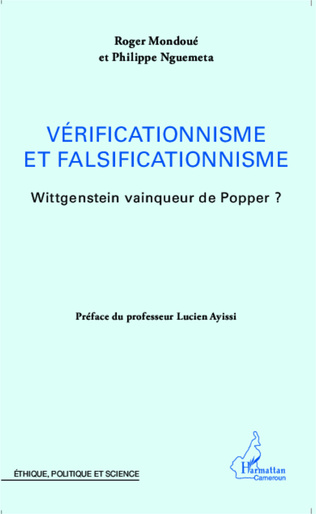 Couverture Vérificationnisme et falsificationnisme