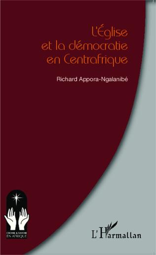 Couverture L'Eglise et la démocratie en Centrafrique