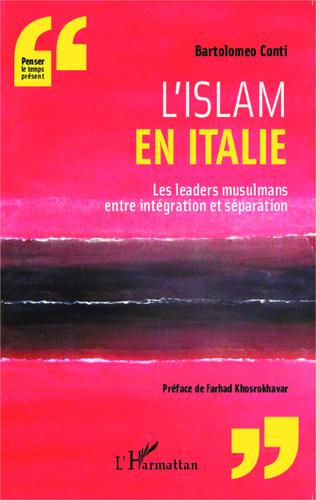 Couverture L' islam en Italie