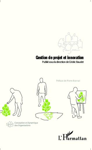 Couverture Gestion de projet et innovation