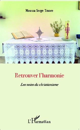 Couverture Retrouver l'harmonie