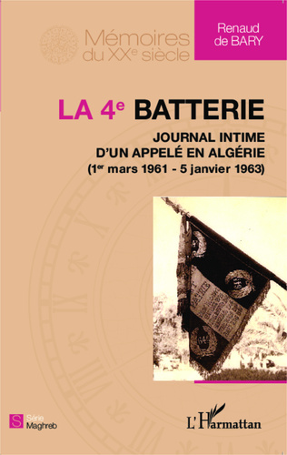 Couverture La 4e batterie