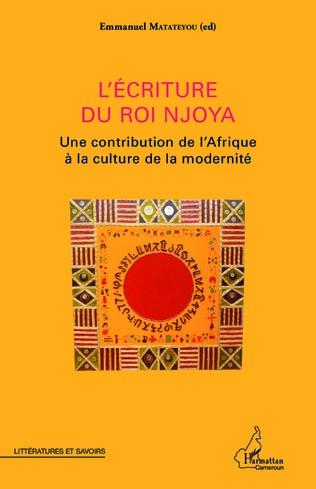 Couverture L'écriture du roi Njoya