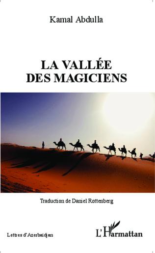 Couverture La Vallée des Magiciens