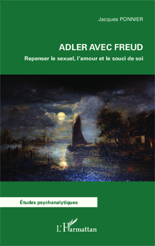 Couverture Adler avec Freud