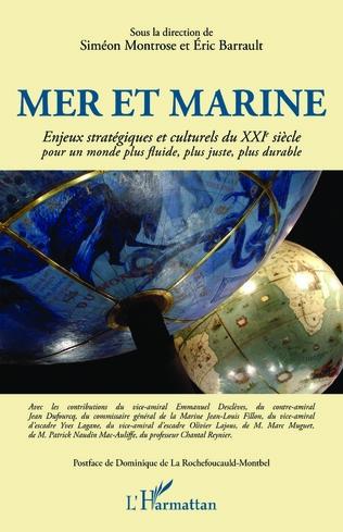 Couverture Mer et marine