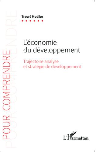 Couverture L'économie du développement