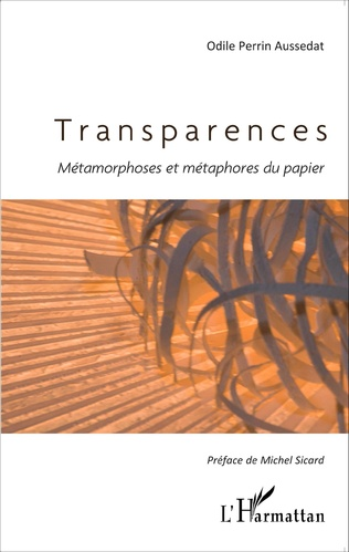 Couverture Transparences