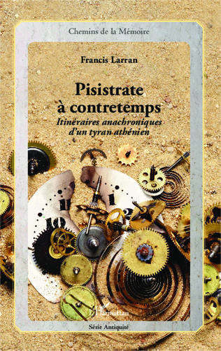 Couverture Pisistrate à contretemps