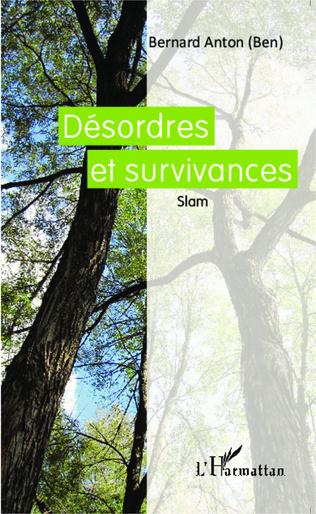Couverture Désordres et survivances