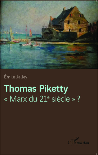 Couverture Thomas Piketty