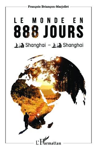 Couverture Le monde en 888 jours