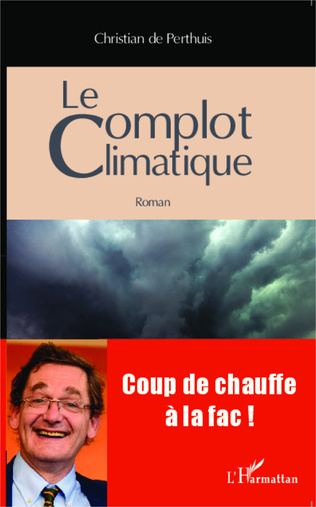 Couverture Le complot climatique