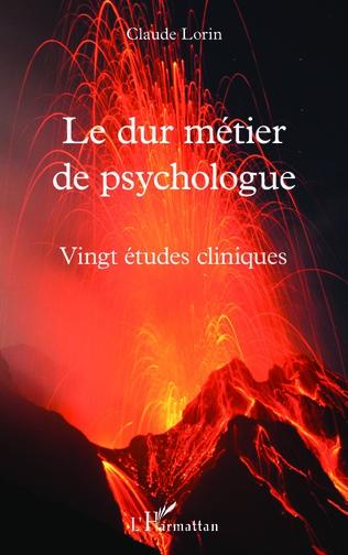 Couverture Le dur métier de psychologue