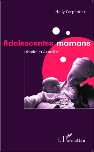 Couverture Adolescentes mamans