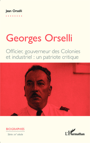 Couverture Georges Orselli