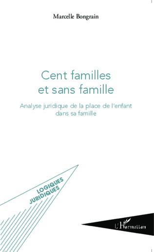 Couverture Cent familles et sans famille