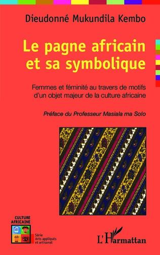 Couverture Le pagne africain et sa symbolique