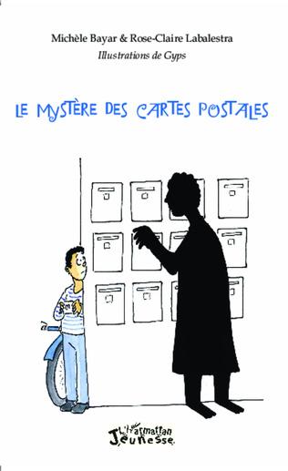 Couverture Le mystère des cartes postales
