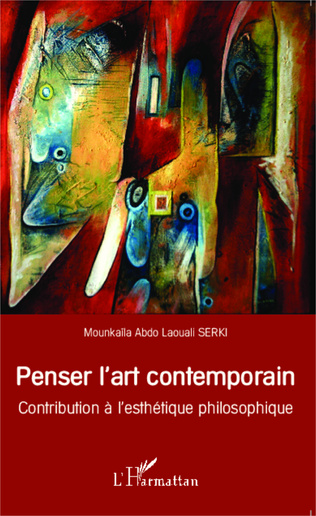 Couverture Penser l'art contemporain