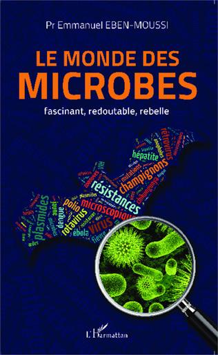 Couverture Le monde des microbes