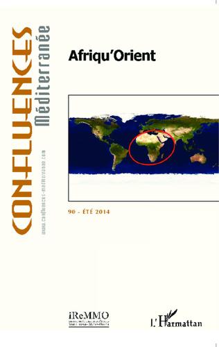 Couverture Afriq'Orient