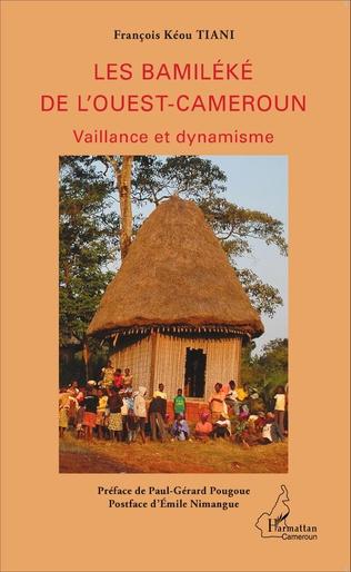 Couverture Les Bamiléké de l'Ouest-Cameroun