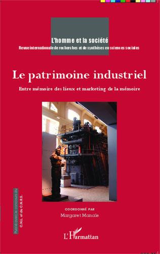 Couverture Le patrimoine industriel