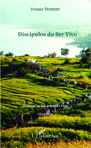 Couverture Discipulos do Ser Vivo