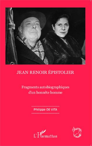 Couverture Jean Renoir épistolier