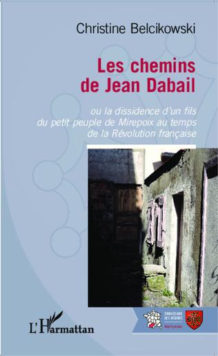 Couverture Les chemins de Jean Dabail