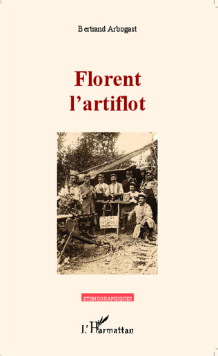 Couverture Florent l'artiflot