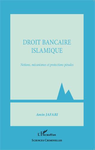 Couverture Droit bancaire islamique