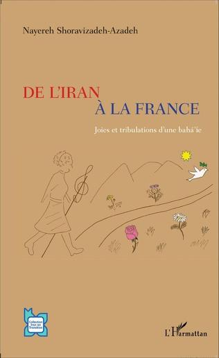 Couverture De l'Iran à la France