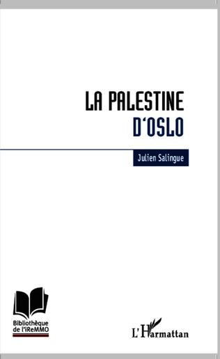 Couverture La Palestine d'Oslo
