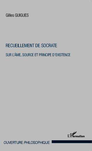 Couverture Recueillement de Socrate
