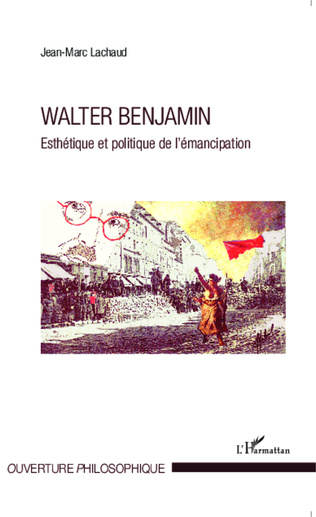 Couverture Walter Benjamin