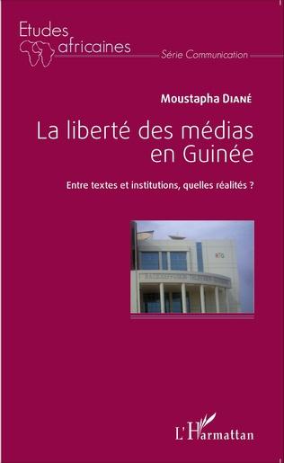 Couverture La liberté des médias en Guinée