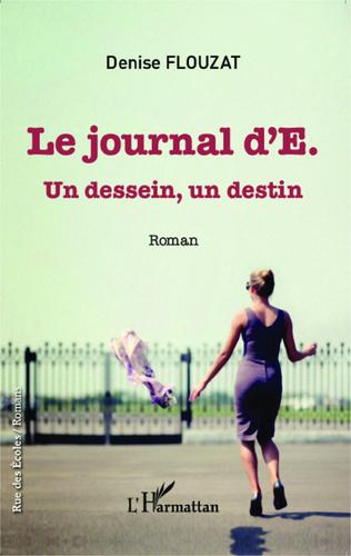 Couverture Journal d'E.