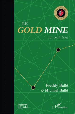 Couverture Le <em>Gold Mine</em>