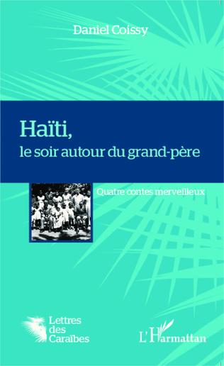 Couverture Haïti, le soir autour du grand-père
