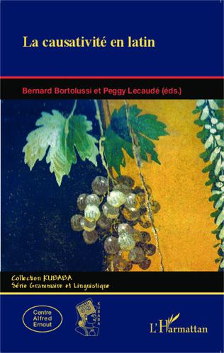 Couverture La Causativité en latin