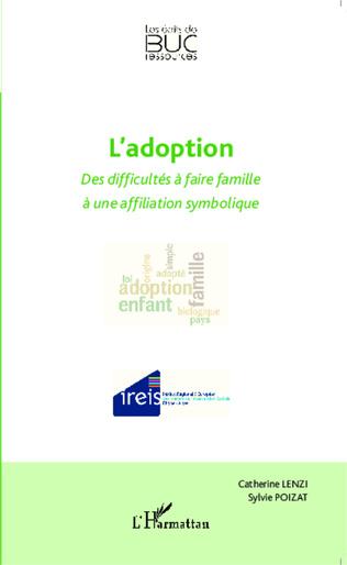 Couverture L'adoption