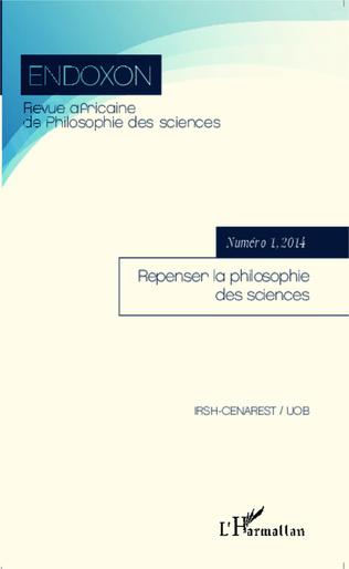 Couverture Repenser la philosophie des sciences