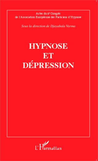 Couverture Hypnose et dépression