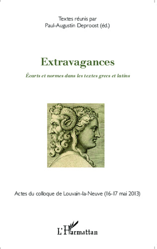 Couverture Extravagances