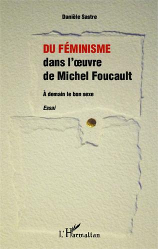 Couverture Du féminisme dans l'oeuvre de Michel Foucault